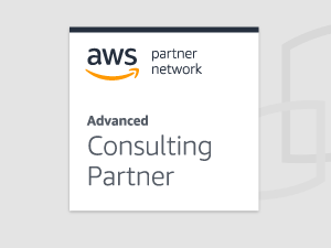 We're an AWS Advanced Consulting Partner